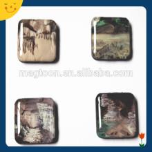 Asia travel souvenir state chinese fridge magnet
