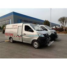 Coche de limpieza de carreteras con motor de gasolina 98hp