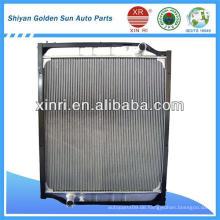 Besserer Preis und bessere Qualität Howo Teile Leistung Aluminium Heizkörper