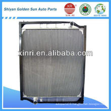 Better price and better quality howo parts performance aluminum radiators