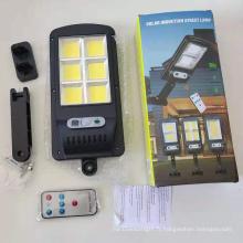 Lampadaire solaire multi-styles éclairage paysager à LED