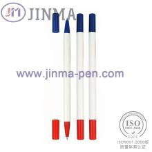 La promoción Plastic 2 en 1 Ball Pen Jm-M023