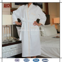 5 Sterne Hotel Kimono Coral 100% Cotton Terry5 Sterne Hotel Kimono Coral 100% Terry Baumwolle und Muster Bademantel aus Baumwolle