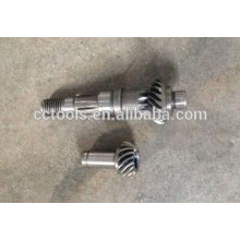 chainsaw driving gear &driven gear for 1E45F engine manufactured in china for sale