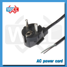 3 Prong AC Power Cable Adapter Cord for EU