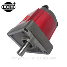 Secure payment loader high pressure hydraulic loader gear pump