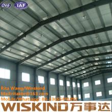 Winskind Steel Structure Building Frame Workshop Warehouse