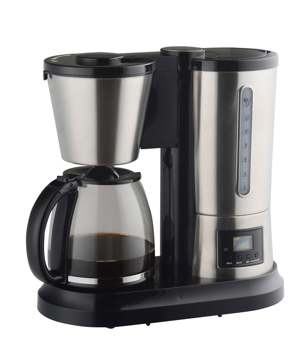 Coffee Maker with LED Display