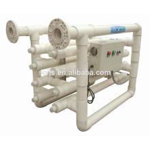 254nm UPVC / SS 316 UV-Sterilisator für die Seezucht