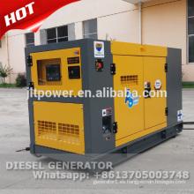 Supper silent ac trifásico 30kva generador diesel silencioso