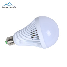High quality indoor aluminum filament rechargeable led emergency bulb 5w