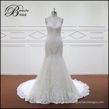 Vestido de noiva sereia novo estilo