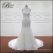 Новый Стиль Русалка Свадебное Платье