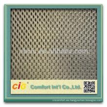 Material transpirable Telas de malla de aire 3d