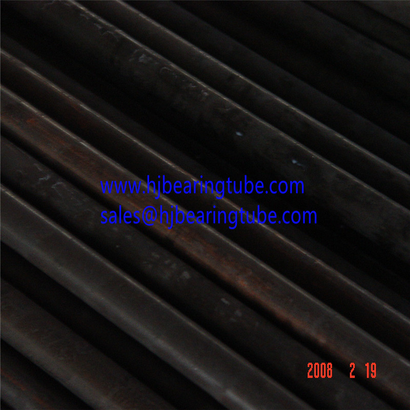 Superheater steel tubes