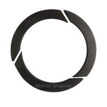 Wholesale carbon wear-resisting flexible segmented seal graphite rings