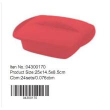 25 * 14,5 см силиконовые формы торт с крышкой