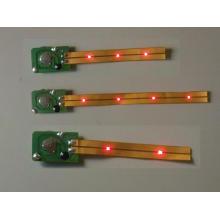 Светодиодный электрический свет для защитного браслета