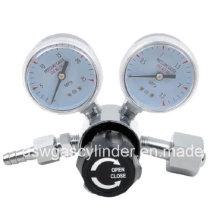 Régulateur de cylindre d'oxygène avec CE