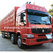 Caminhão da carga de Sinotruk HOWO 336HP 8X4