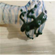 Billig Preis Glas Handpfeife zum Rauchen Individualisierung Muster (ES-HP-163)
