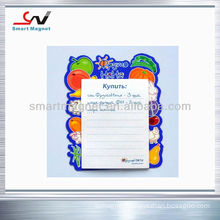 China wholesale giveaway fridge magnet notebook