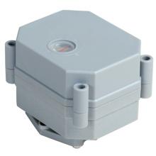Actionneur de moteur électrique pour vanne à bille