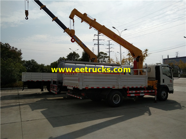 Truck Mounted Articulating Cranes