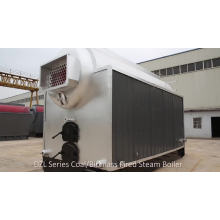 Industrieller kohlebefeuerter Wanderrostheizer-Dampfkessel