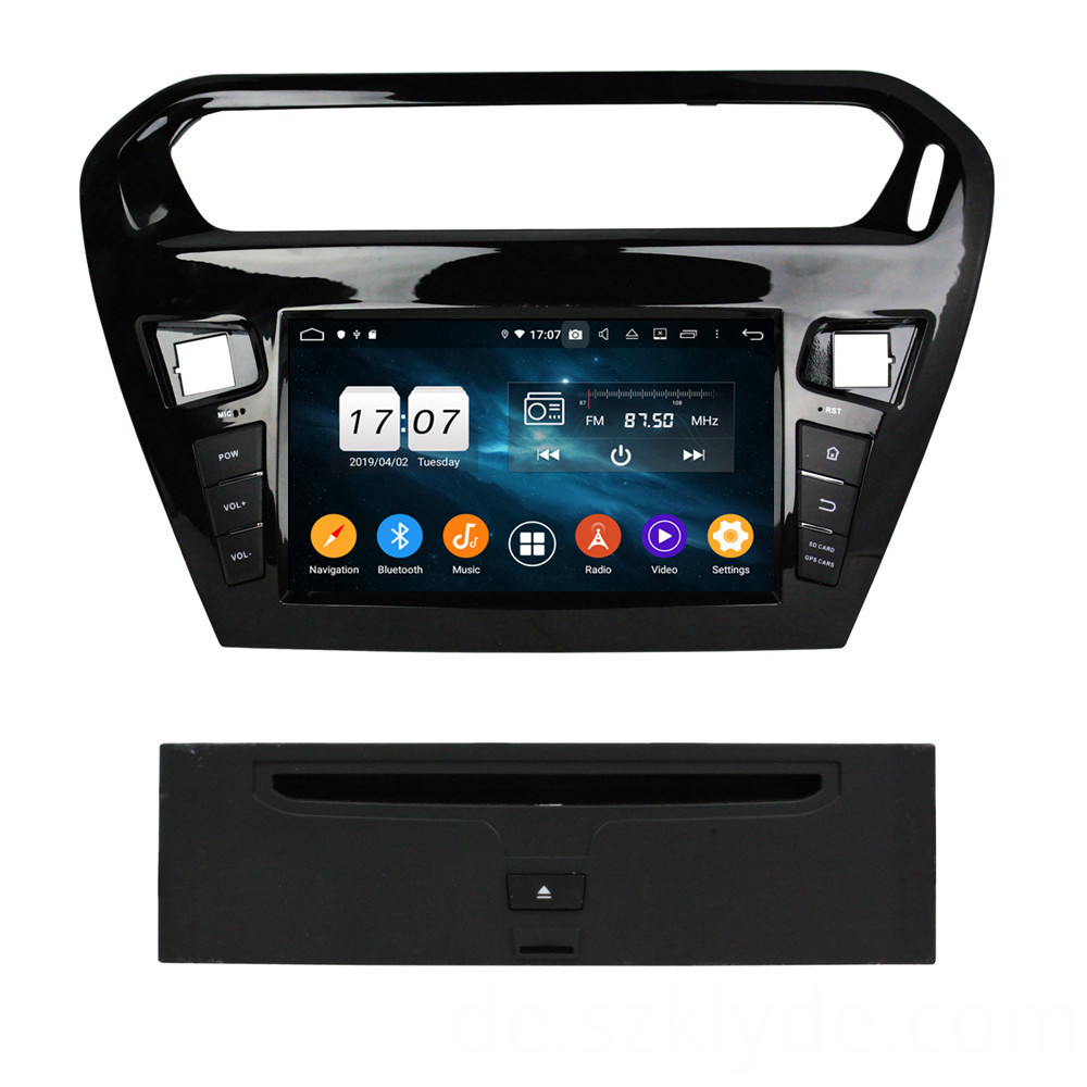 PG 301 head unit