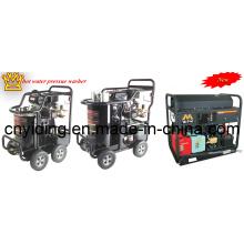 5000psi/345bar Gasoline Engine Industry Duty Hot Water High Pressure Washer (DHB-5007G)