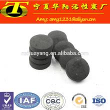 Hochwertige Hookach Shisha Holzkohle hergestellt in China
