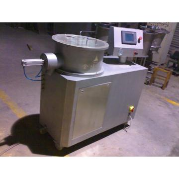 Stainless steel lab rotary wet granulation machine
