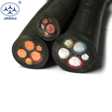 Factory direct sale Maxcoductor resistance rubber insluated power cable