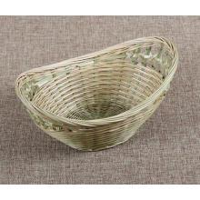 High Quality Handmade Natural Bamboo Basket (BC-NB1014)
