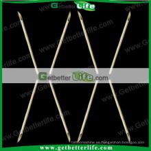 50 piezas desechables esterilizados 11G aguja de piercing