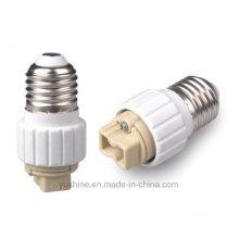 Адаптер лампы E27 - G8.5 с сертификатом CE