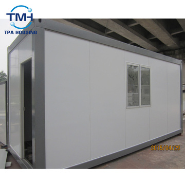 Economical prefab living container house for dormitory