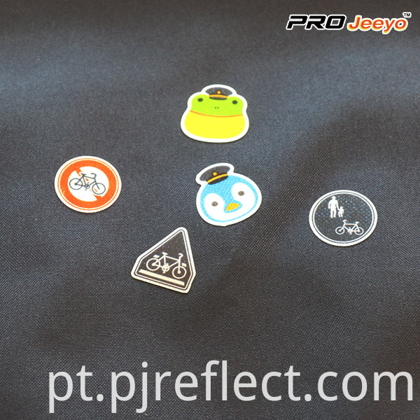 Reflective Shining Adhesive Penguin Sticker