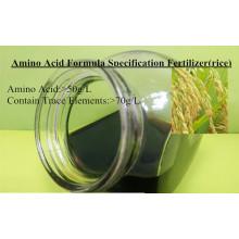 Aminoácido Fórmula Especificación Fertilizante (Arroz)