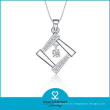 Collar pendiente de plata de alta calidad (SH-N0039)