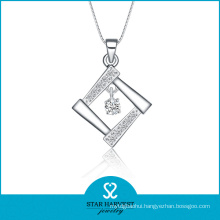 Top Quality Silver Pendant Necklace (SH-N0039)