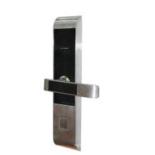 горячие продажи смарт-интеллектуальный датчик дверной замок с пятью языке американский стандарт корпус замка