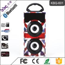 BBQ KBQ-601 10 Watt 600 mAh Günstigen Preis Werbe Wireless Wood Bluetooth Lautsprecher Wireless