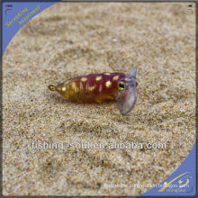 MNL016 4cm, 5g Handmade Hard Plastic Small Cicada Minnow Lure Fishing Lure