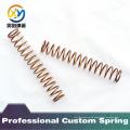 Custom High Quality Copper Compression Spring