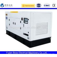 50KW 60HZ Weifang générateurs d'électricité de type silencieux
