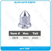 Steel Nut Cover for Car (3361B)