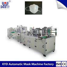 Staubmaskenmaschine mit Ventil für Industrie