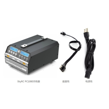 Chargeur de batterie double au lithium PC1080 20A